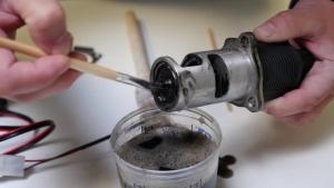 Solutions nettoyage possibles vanne auto EGR