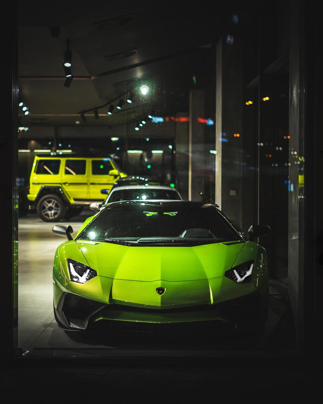 location voitures sport