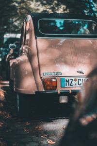 voiture de collection pas cher
